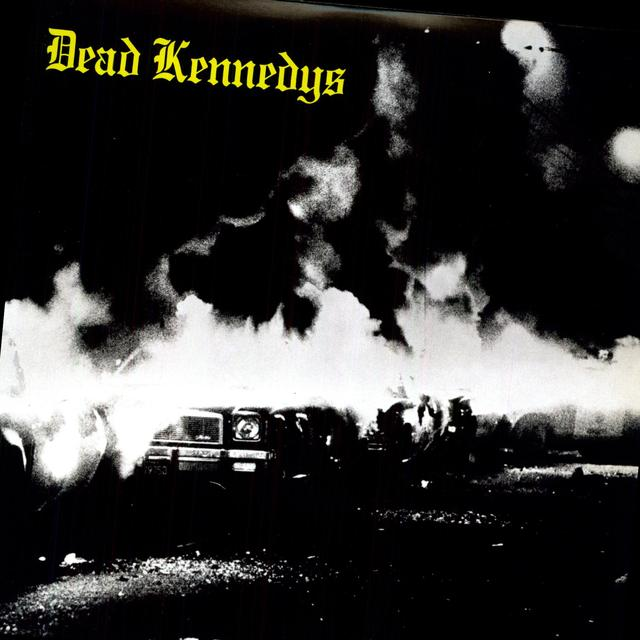 Dead Kennedys FRESH FRUIT FOR ROTTING VEGETABLES Vinyl Record