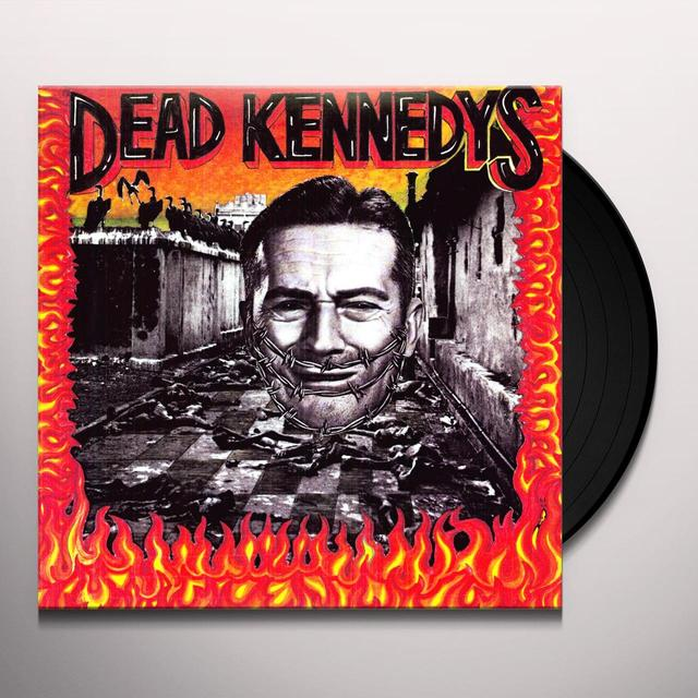 Dead Kennedys GIVE ME CONVENIENCE OR GIVE ME DEATH Vinyl Record