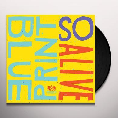 Blueprint SO ALIVE Vinyl Record