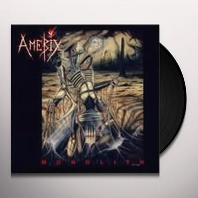 Amebix MONOLITH Vinyl Record