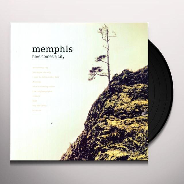 Memphis HERE COMES A CITY Vinyl Record