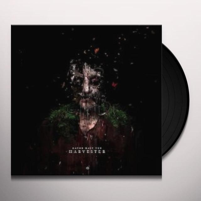 Gator Bait Ten HARVESTER Vinyl Record