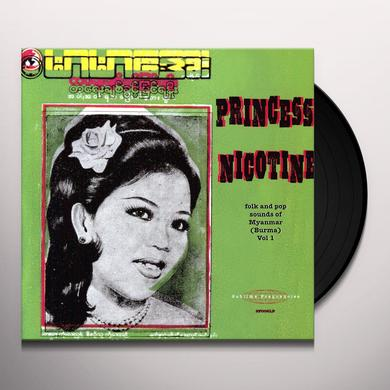 PRINCESS NICOTINE: FOLK & POP SOUNDS OF / VAR Vinyl Record