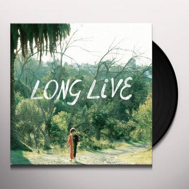 Snowblink LONG LIVE Vinyl Record