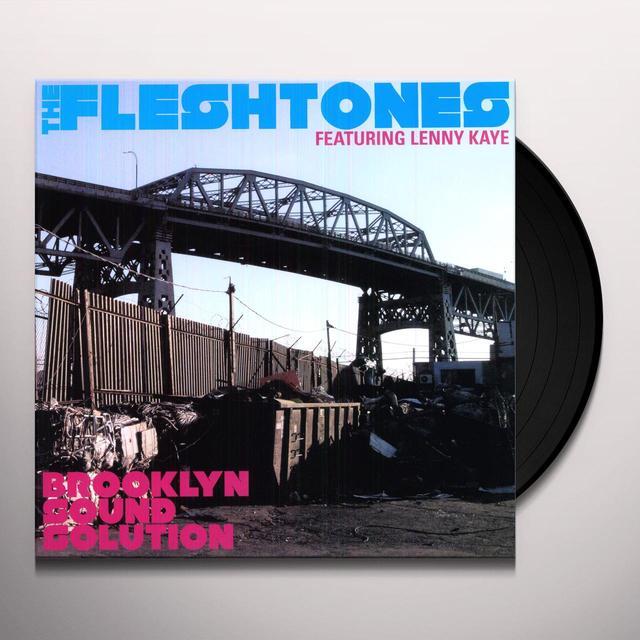The Fleshtones BROOKLYN SOUND SOLUTION Vinyl Record