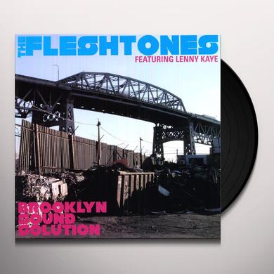 The Fleshtones BROOKLYN SOUND SOLUTION Vinyl Record