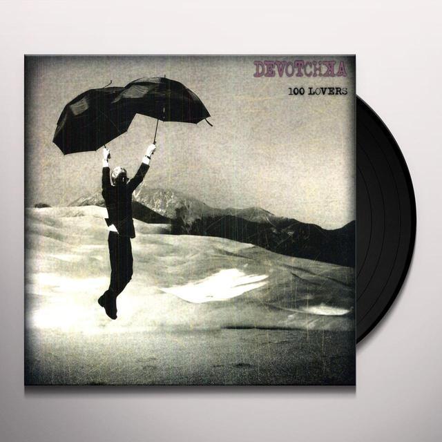 Devotchka 100 LOVERS Vinyl Record - w/CD