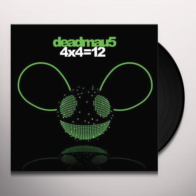 Deadmau5 4X4=12 Vinyl Record