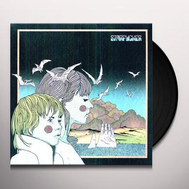 Starfucker REPTILIANS Vinyl Record - 180 Gram Pressing, Digital Download Included