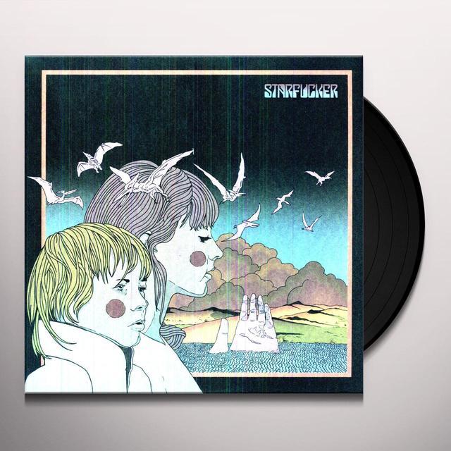 Starfucker REPTILIANS Vinyl Record