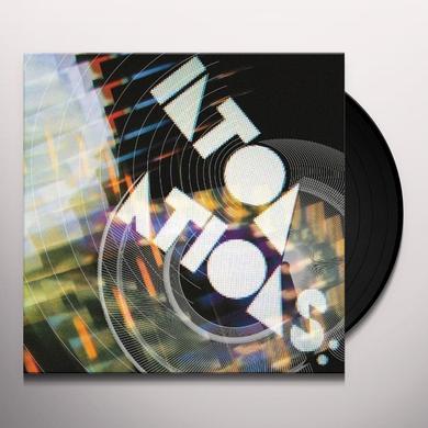 Jib Kidder LIBRARY CATALOG MUSIC SERIES: MUSIC FOR HYPNOTIZED Vinyl Record