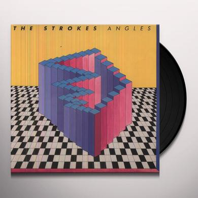 The Strokes ANGLES Vinyl Record