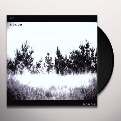 Dodos NO COLOR Vinyl Record