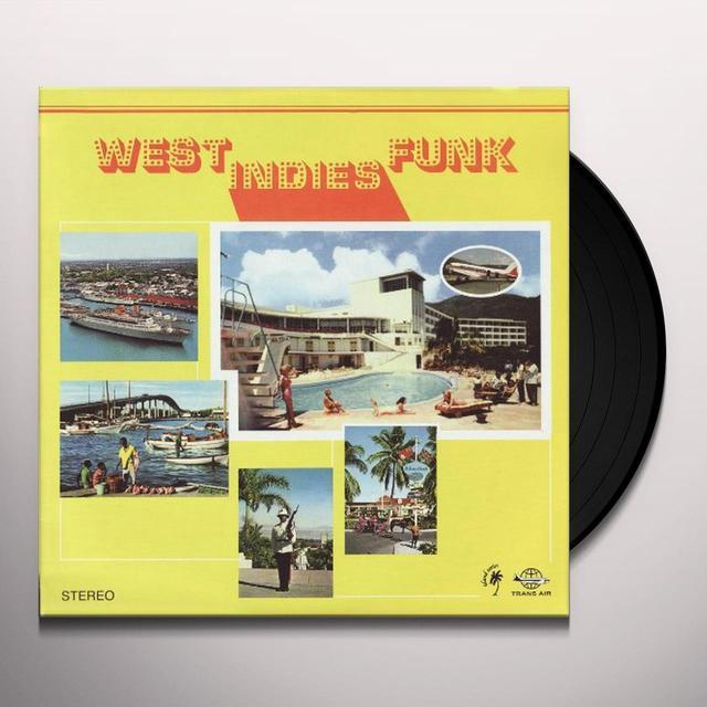 WEST INDIES FUNK / VARIOUS Vinyl Record