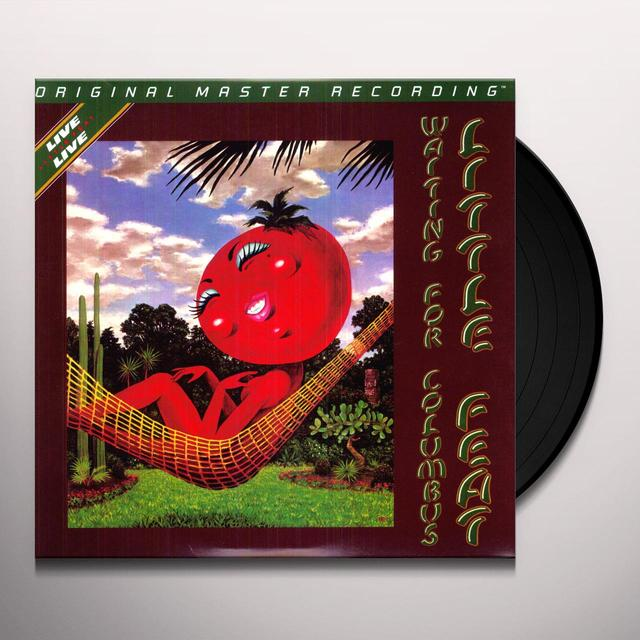 Little Feat WAITING FOR COLUMBUS Vinyl Record