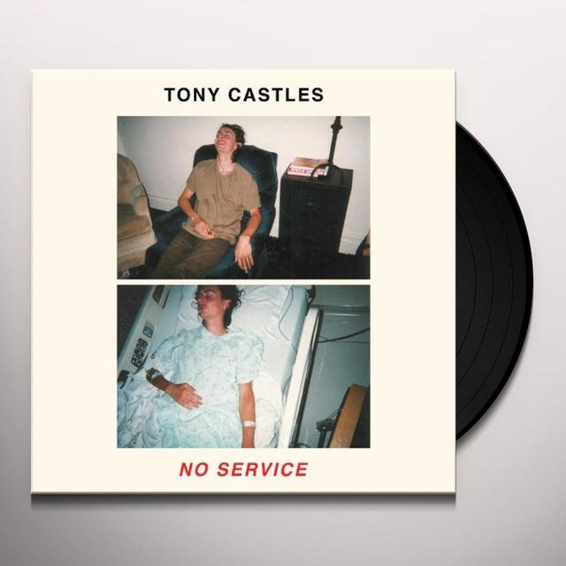 Tony Castles NO SERVICE Vinyl Record - Digital Download Included