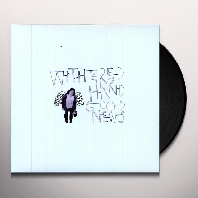 Withered Hand GOOD NEWS Vinyl Record