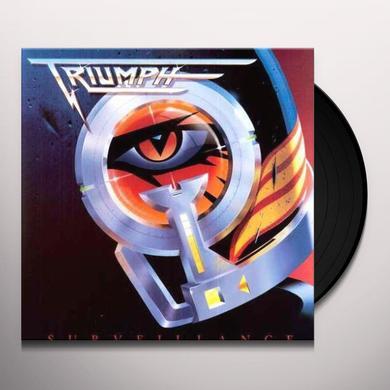 Triumph SURVEILLANCE Vinyl Record