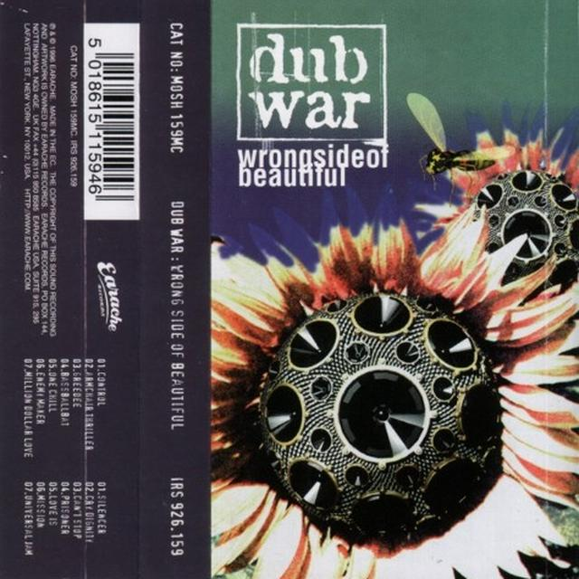 Dub War WRONG SIDE OF BEAUTIFUL Vinyl Record