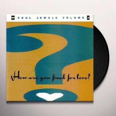 SOUL JEWELS 3 / VARIOUS Vinyl Record
