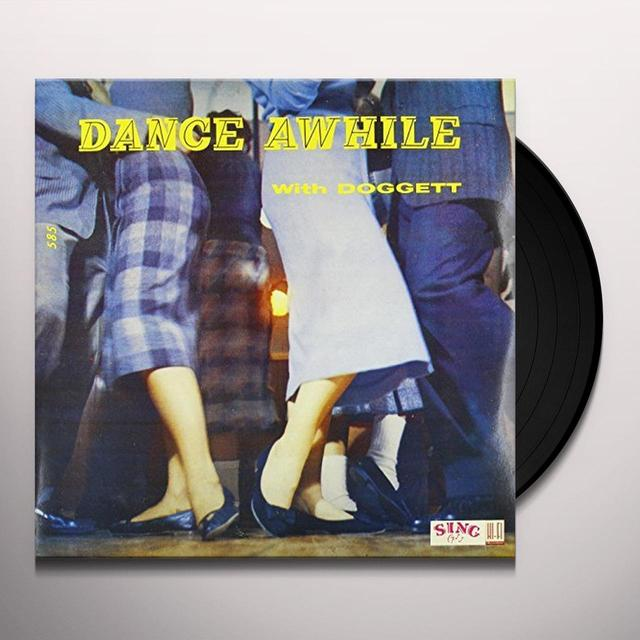 Bill Doggett DANCE AWHILE Vinyl Record