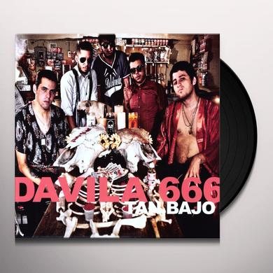 Davila 666 TAN BAJO Vinyl Record - Digital Download Included