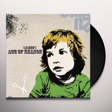 SARANDON'S AGE OF REASON Vinyl Record