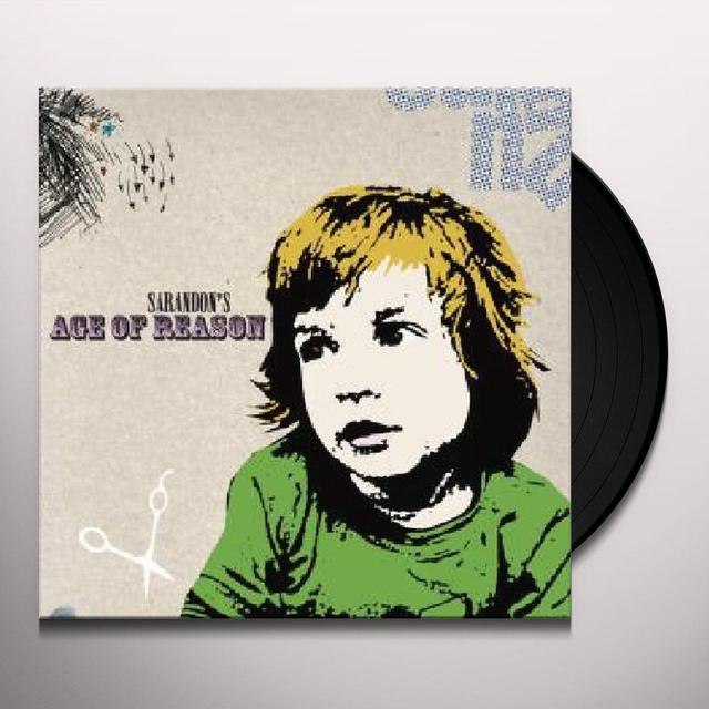 SARANDON'S AGE OF REASON Vinyl Record