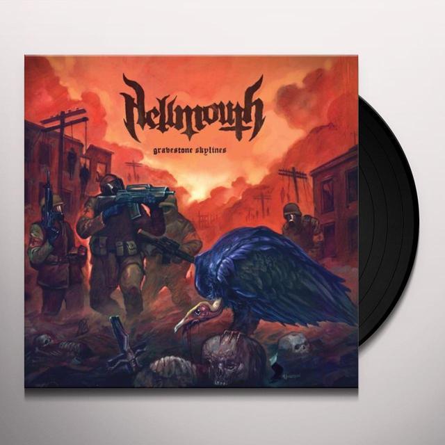 Hellmouth GRAVESTONE SKYLINES Vinyl Record