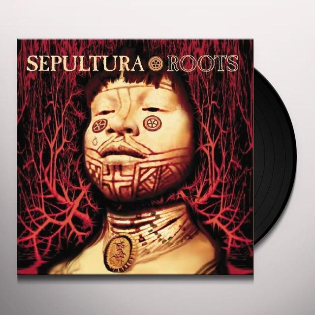 Sepultura ROOTS Vinyl Record - 180 Gram Pressing
