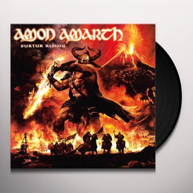 Amon Amarth SURTUR RISING Vinyl Record - Picture Disc