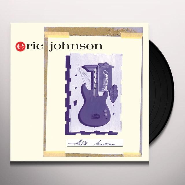 Eric Johnson AH VIA MUSICOM Vinyl Record - Limited Edition, 180 Gram Pressing