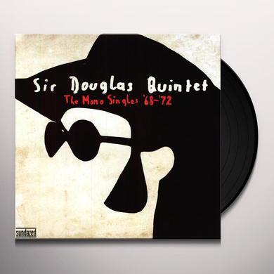 Sir Douglas Quintet MONO SINGLES 68-72 Vinyl Record