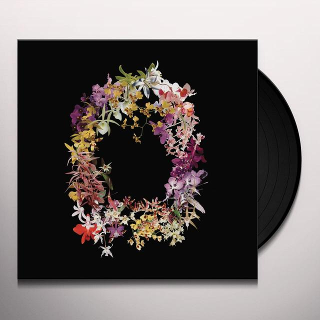 Berg Sans Nipple BUILD WITH EROSION Vinyl Record