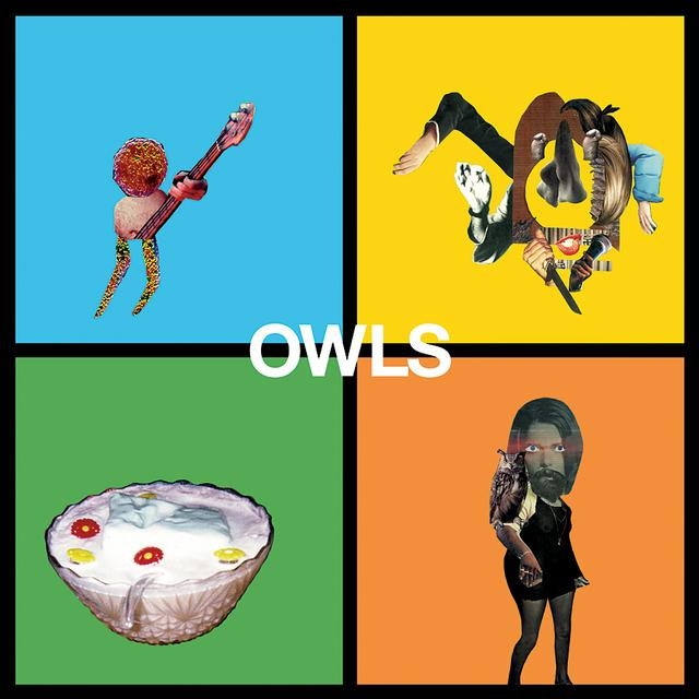 OWLS Vinyl Record - MP3 Download Included
