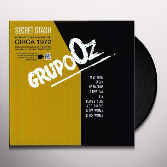 Grupo Oz MISS THING Vinyl Record
