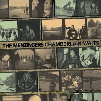 The Menzingers CHAMBERLAIN WAITS Vinyl Record