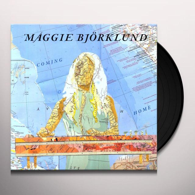 Maggie Bjorklund COMING HOME Vinyl Record