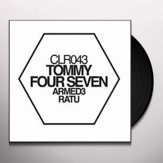 Tommy Four Seven ARMED 3 / RATU (EP) Vinyl Record