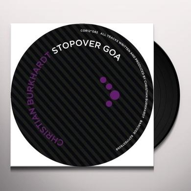 Christian Burkhardt STOPOVER GOA Vinyl Record