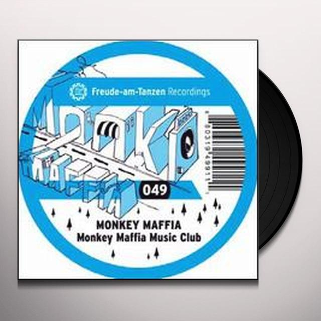 MONKEY MAFFIA MUSIC CLUB (EP) Vinyl Record