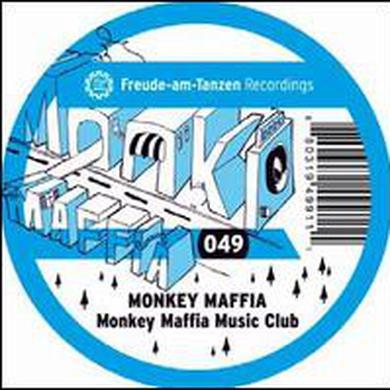 MONKEY MAFFIA MUSIC CLUB Vinyl Record