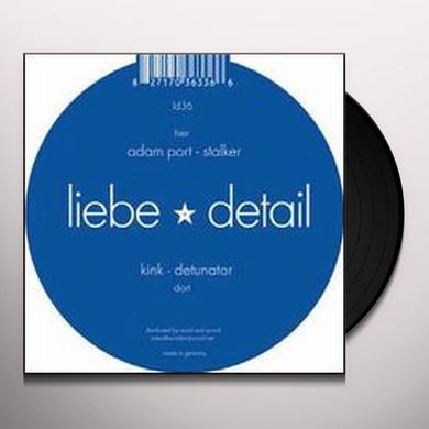 Kink / Adam Port DETUNATOR / STALKER (EP) Vinyl Record