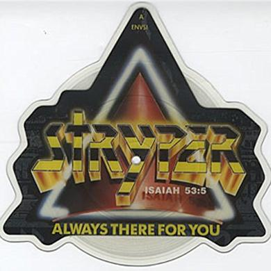 Stryper ALWAYS THERE FOR YOU Vinyl Record