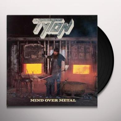 Tyton MIND OVER METAL Vinyl Record