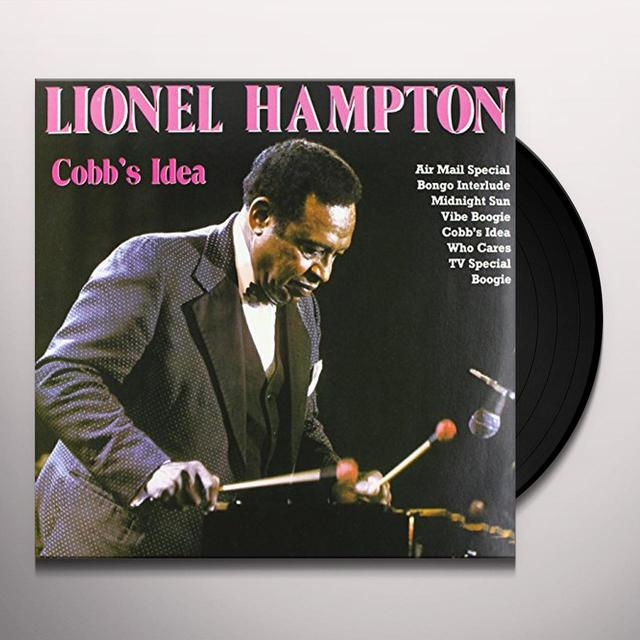 Lionel Hampton COBB'S IDEA Vinyl Record