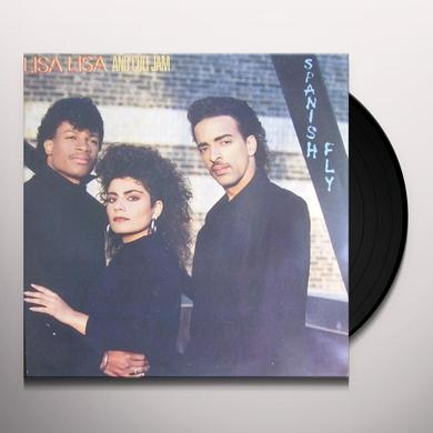 Lisa Lisa & Cult Jam SPANISH FLY Vinyl Record