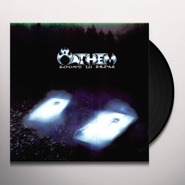 Anthem BOUND TO BREAK Vinyl Record