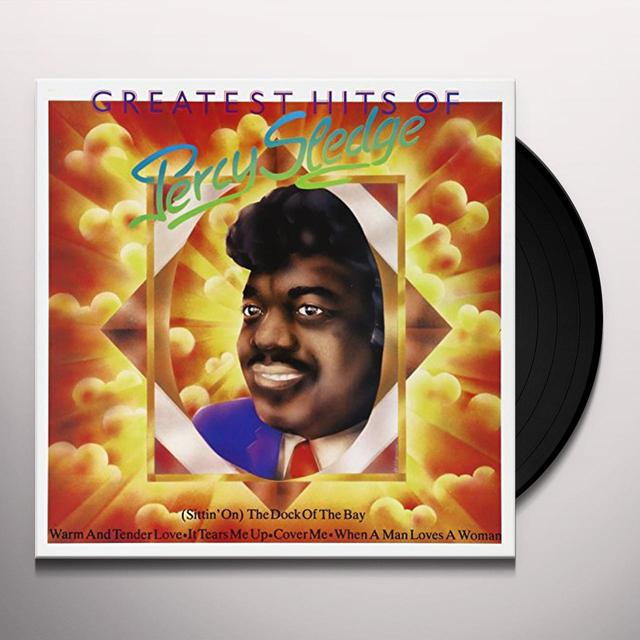 Percy Sledge GREATEST HITS Vinyl Record