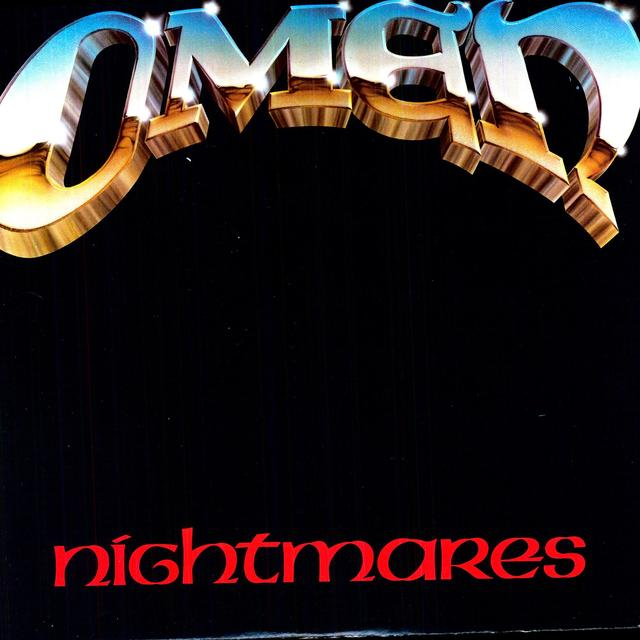 Omen NIGHTMARES Vinyl Record